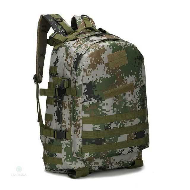 High Quality Convenient Multifunctional Waterproof Nylon Men's Travel Backpack