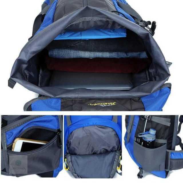 Waterproof Hiking Unisex Backpacks Trekking