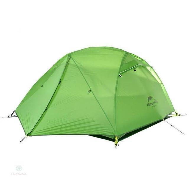 Ultralight 4-Season Camping Tent